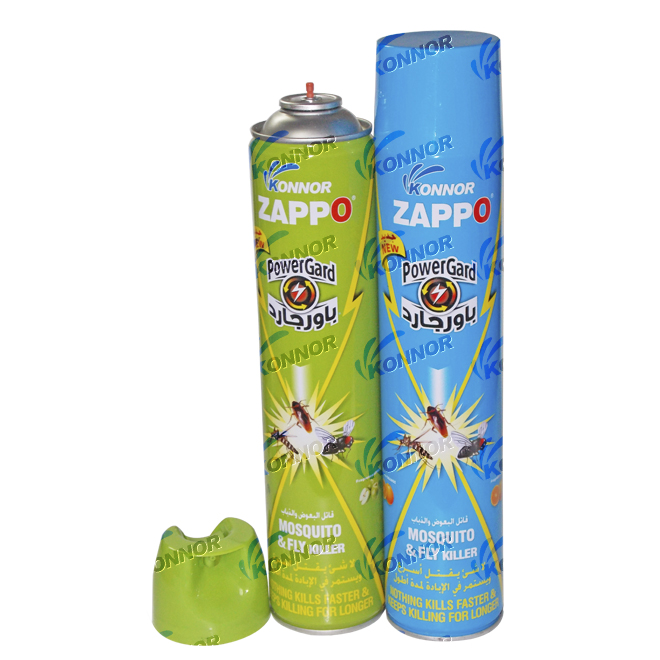 Good Quality Best Mosquito Killer Spray Aerosol Insecticide