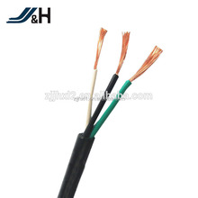 VDE Approved Double PVC Insulated Copper Cable H03VV-F