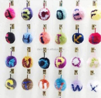 Made in china exquisite key chains letters