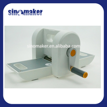 handmade die cutting machine for 250g paper and fabric