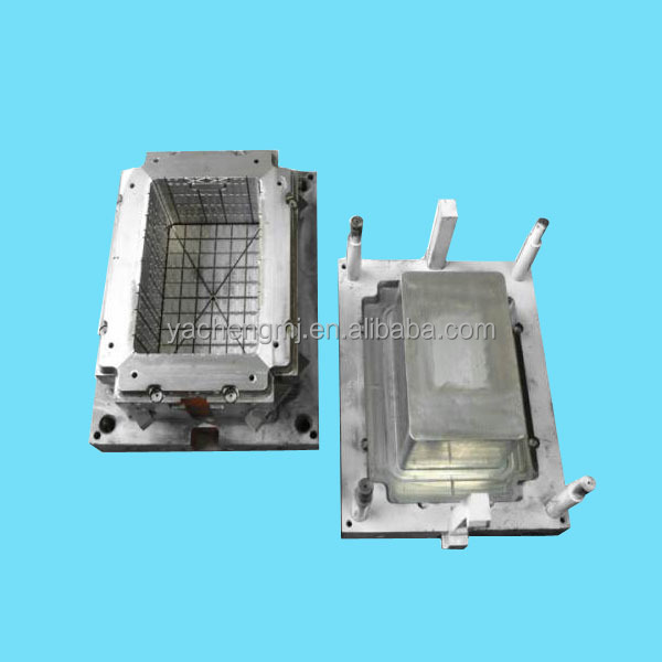 Custom Plastic Injection Mould from Chinese Supplier