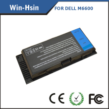6 cells laptop battery for dell precision m4600 m4700 m6600 m6700 battery fv993 7dwmt jhyp2 k4rdx