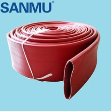 factory direct high pressure 6 inch rubber water hose