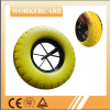 16inch 4.00-8 solid Pu foam rubber wheel