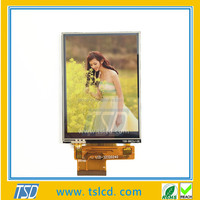 3.2'' inch 240x320dots ZIF FPC tft lcd display with controller board