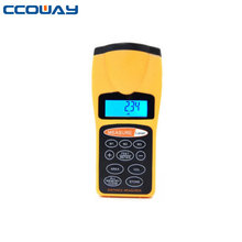 Easy use laser distance measure device