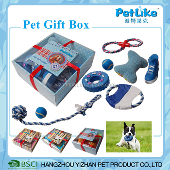 Hot selling dog rope toy set, 8 ropes and tennis ball per in a box or bag, FBA shipping service
