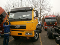 China faw J5P 6X4 tractor truck tractors for sale in tanzania