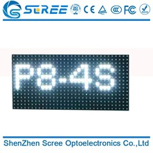 Big screen stage background rental outdoor p8 led display module