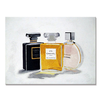 Modern Impressionist Chinese Perfume Paintings for Wall Decor