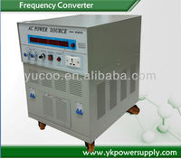 china supplier electronic frequency inverter 60hz to 50hz