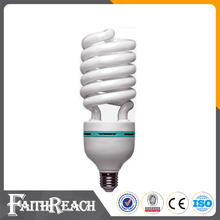 Compact fluorescent CFL e27&b22 5-65W CE approval cheap half Spiral energy saving lamp