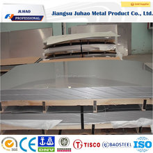 Sus420j2 Stainless Steel Plate/410 430 420j1 stainless steel sheet/coil with 2B/BA with pvc