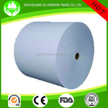 C2S/C1S 100%virgin wood pulp white paper couche