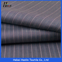 alibaba china supplier Bottom price basic 230grams tr solid men's suiting fabric