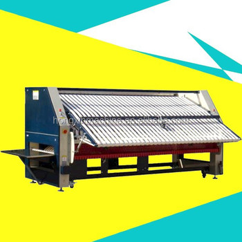 Automatic T Shirt Folding Machine Automatic Samosa Folding Machine Bed  Sheets Folding Machine