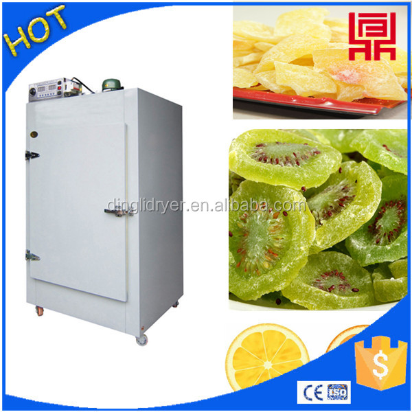 industrial rotary type infrared fruit drying oven machine
