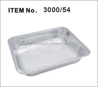 foil containers disposable half size aluminium foil food use packaging steam table pan lasgana pan
