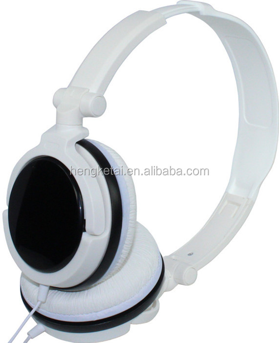 2016 DJ Well Design Professional Headphone 40mm Driver with CE RohS