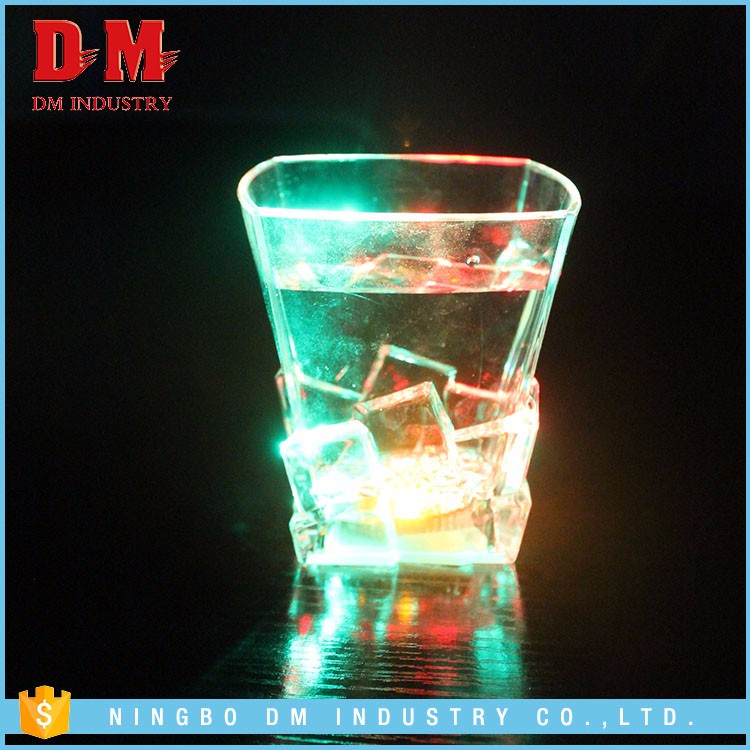 Best Price High Quality Party Bride Led Light Up Wine Glass Party Cup