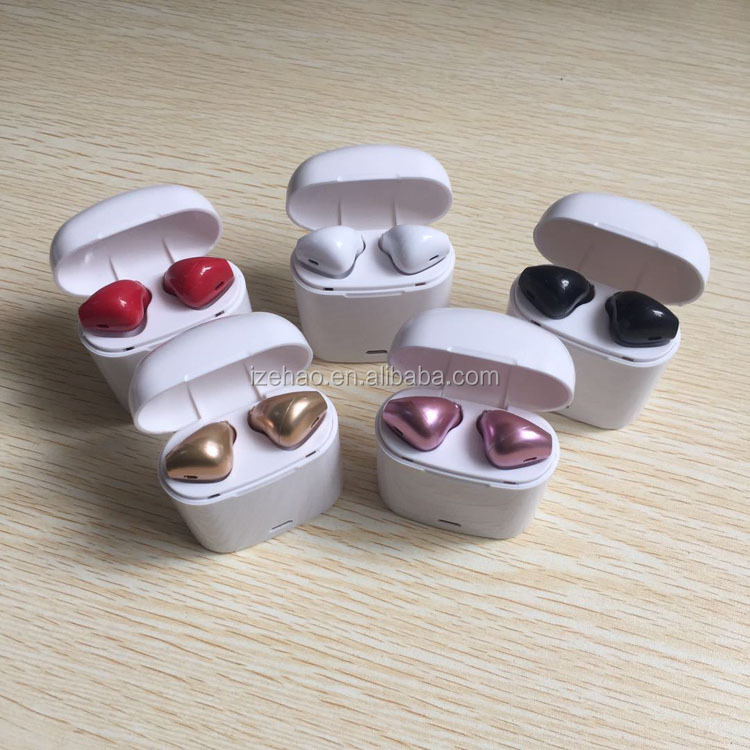 2019 New product Mini earbuds i9s i8x i7s i7mini TWS earphone for iphone with charging box wireless