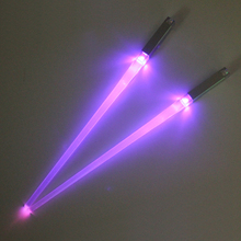 Best Selling Products Light Up Version Lightsaber Led Chopsticks