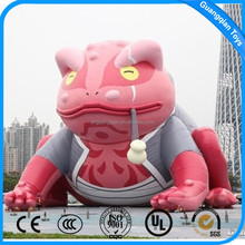 Guangqian Giant Advertising Inflatable Character Shape,Outdoor Cartoon For Good Quality