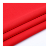 high quality red warm plain 80% cotton 20% polyester hoodie fabric for Sportswear