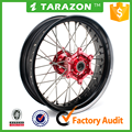 17 inch Aluminium alloy motorcycle wheels