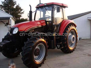 Four production line to produce Dongfeng 244E farm tractor same quality as YT and Dongfanghong