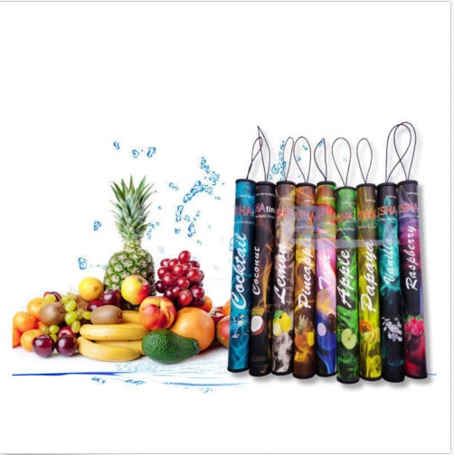 E Hookah Disposable Electronic E Shisha Stick Pen 500 Puffs 13 Flavors to Choose