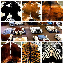 The traditional natural cowhide - Authentic Cow Rugs from Brazil - The best cost x benefit -
