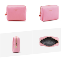 High Quality Cosmetic Bag Makeup With Metal Zipper