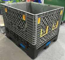 Orbis Folding Bulk Shipping Containers Bins, Totes & Containers | Container