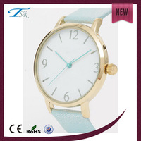 fashion stainless steel sapphire crystal glass quartz watch for lady,high grade watches