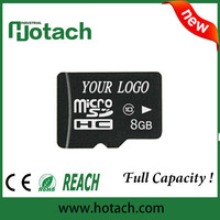 OEM real capacity advanced memory cards with adapter