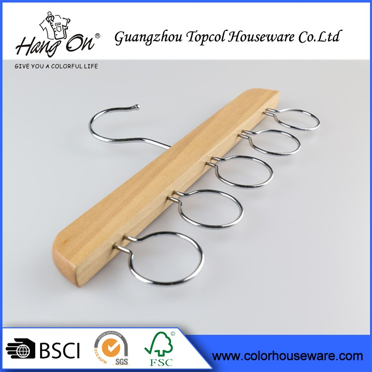 Multifunctional Wooden Clothes Hanger Wholesale Wooden Clothes Hanger Cheap