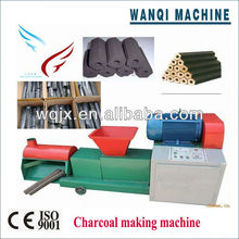 2013 new design Energy saving machine to make charcoal bbq fuel from direct manufacturer Wanqi