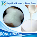 Long working time and high expansion rate RTF-762 liquid silicone foam