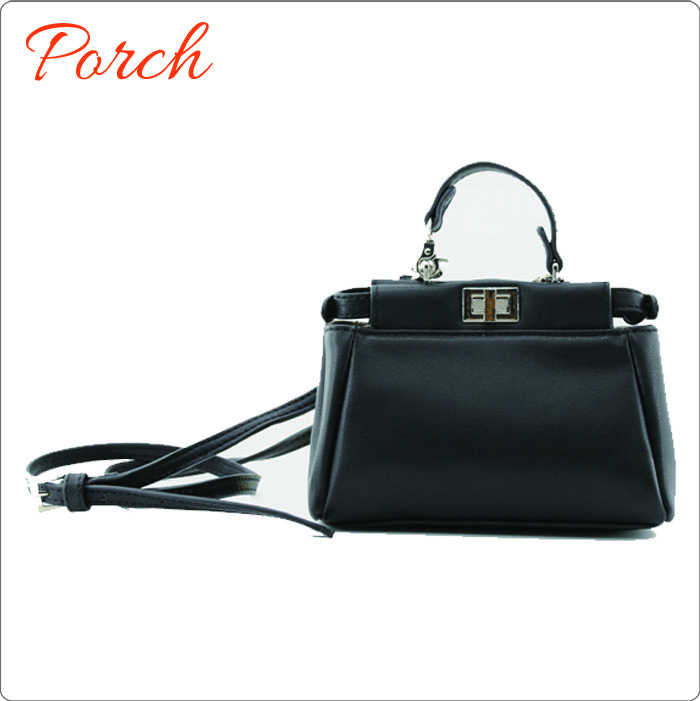 China Nice Business Black Handbags Online