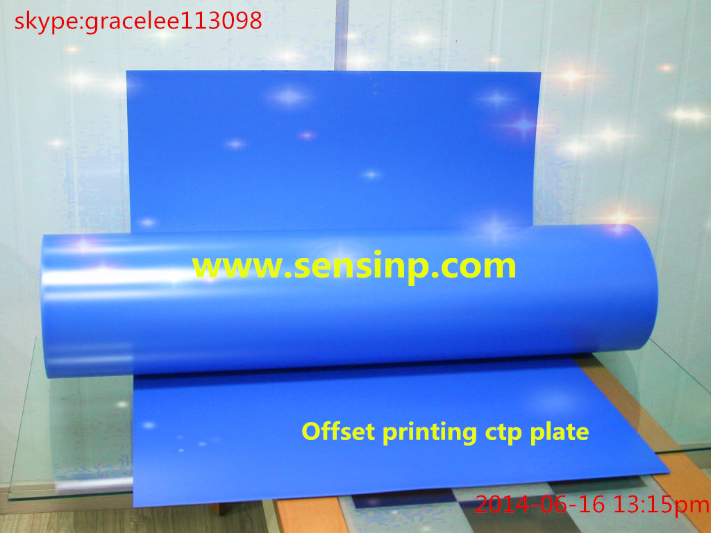 discount no need cool container for topsetter thermal ctp plates made in sensinp