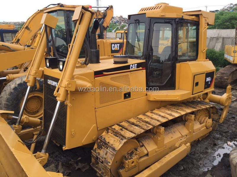 Used Bulldozer D6G With Ripper / D5 D6 D7 D8 Bulldozer /D6D D6G D7G D8K Track Dozer LOW Price
