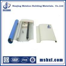 PVC Hospital Wall Protection Guard Handrail
