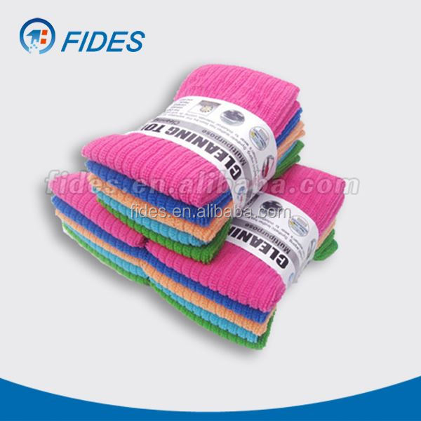 floor microfibre wash cloth kit