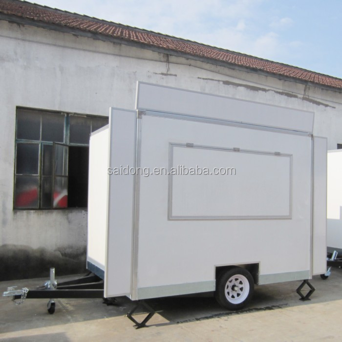 CE OEM GAS/ELECTRICAL TRICYCLE ice cream machine/donut food vending carts for sale with BIG WHEEL and TOWED BAR
