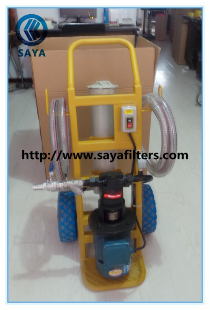 China Supply Used Motor Oil Cleaning Machine LYC-A32