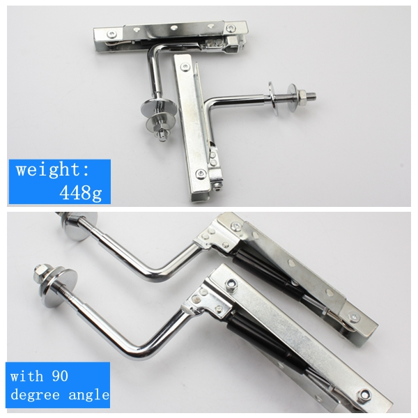 Outdoor Stainless Steel Furniture Hinges Adjustable Multi