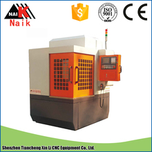 good sale service chinese cnc router 3 axis for plastic mould/aluminum TC-660