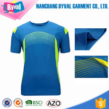 Soccer Uniform Custom 100% Polyester Soccer Jersey Sublimation Printing T Shirt Sport Wear Football Shirt Wholesale