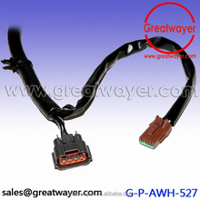 4 pin housing OEM Wire Harness & Customized Auto Wiring Harness China Manufacture